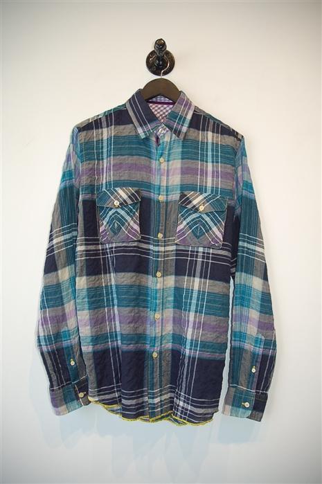 Check Arnold Zimberg Button Shirt, size S