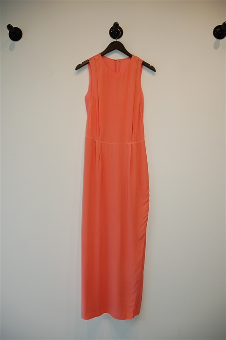 Coral Tiger of Sweden Maxi Dress, size 4