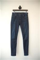 Dark Denim Citizens of Humanity Skinny Jean, size 28