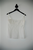 Summer White BCBG Maxazria Camisole, size XS