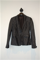 Sparkly Black BCBG Maxazria Blazer, size XS