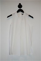 Crisp White Theory Sleeveless, size M