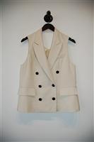 Pale Beige 3.1 Phillip Lim Vest, size 6