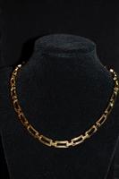 Gold Nina Ricci Necklace, size O/S