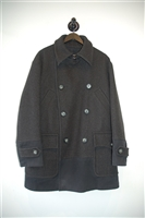 Charcoal Dolce & Gabbana Coat, size XL