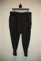 Basic Black Stella McCartney Trouser, size 8