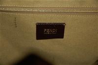 Multi-Pattern Fendi Shopper, size XL