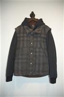 Check Alexander McQueen - McQ Coat, size M