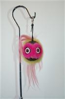 Multicoloured Fendi Bag Charm, size O/S