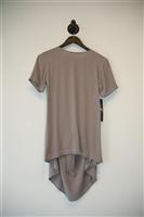 Stone Casa Como Short-Sleeved Top, size M