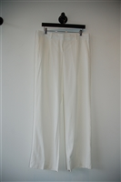 Soft White Theory Wide-Leg Trouser, size 12