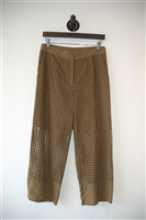 Olive By Malene Birger Cropped Trouser, size 4