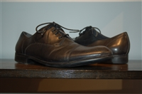 Lead John Varvatos Star USA Derby, size 9.5
