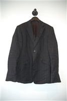 Charcoal Costume National Blazer, size 40