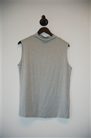 Gray Stripe Eleventy Sleeveless, size L