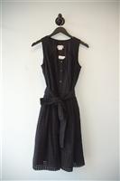 Basic Black Kate Spade A-Line Dress, size M