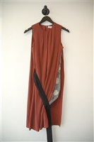 Rust Jeremy Laing Shift Dress, size M