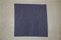 Navy Miu Miu Silk Scarf, size O/S