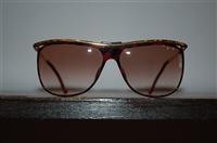 Tortoiseshell Christian Lacroix - Vintage Sunglasses, size O/S