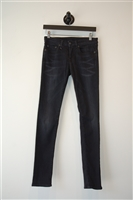 Dark Denim R13 Skinny Jean, size 26