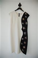 White & Black Emilio Pucci Sheath Dress, size M