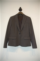 Graphite Theory Skirt Suit, size 6
