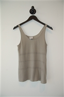 Taupe Chanel Camisole, size 6