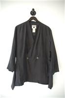 Basic Black Issey Miyake - Plantation - Vintage Jacket, size S