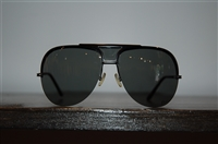 Basic Black Dior Sunglasses, size O/S