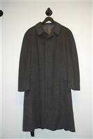 Dark Ash No Label Coat, size L