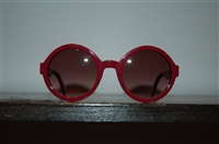 Raspberry Fendi Sunglasses, size O/S