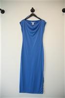 Cobalt Diane von Furstenberg Maxi Dress, size 2