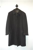 Charcoal Versace - Classic V2 Coat, size L