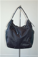 Navy Coach Hobo, size XL