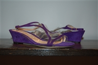 Royal Purple Fendi Sandal, size 6.5