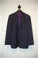 Navy Stripe Paul Smith - London Two-Piece Suit, size 40