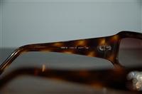 Tortoise Shell Chanel Sunglasses, size O/S