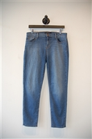 Faded Denim J Brand Skinny Jean, size 30
