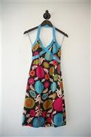 Floral Hugo Boss - Hugo Halter Dress, size 6