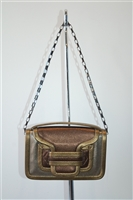 Mixed Metals Pierre Hardy Shoulder Bag, size S