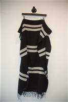 Black & White Rag & Bone Scarf, size O/S