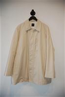 Pale Beige Hugo Boss - Boss Black Overcoat, size 2XL