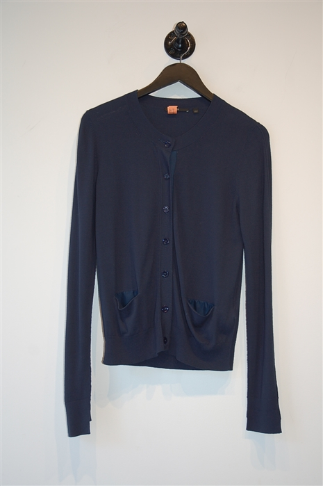 Navy Hugo Boss - Boss Black Cardigan, size S