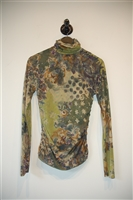 Floral Etro Pullover, size 8