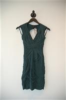 Evergreen BCBG Maxazria Cocktail Dress, size XS