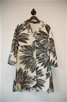 Floral Peachoo + Krejberg Coat, size M