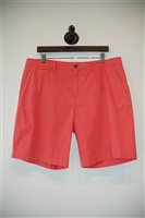 Coral Burberry - Brit Shorts, size 36