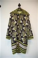 Floral Missoni Coat, size M