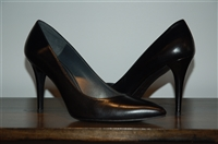 Black Leather Stuart Weitzman Pumps, size 8.5