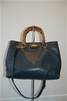 Navy Francesco Rogani Shopper, size L